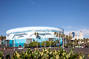 The Long Beach Arena