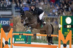O Connor Cian, (IRL), Good Luck<br /> Credit Suisse Grand Prix<br /> CHI de Genève 2016<br /> © Hippo Foto - Dirk Caremans<br /> 08/12/2016