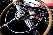 A restored Pontiac Silver Streak, Austin Texas, April 8, 2010.