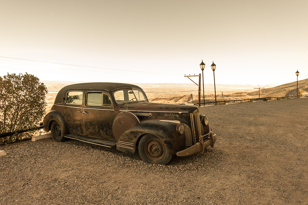 Old Car, Jerome
