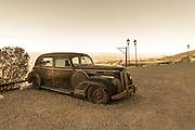 Old Car, Jerome