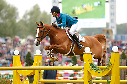 Diniz, Luciana, Fit for Fun<br /> Aachen - CHI 2015<br /> Grosser Preis von Aachen Rolex Grand Prix<br /> © www.sportfotos-lafrentz.de/Stefan Lafrentz