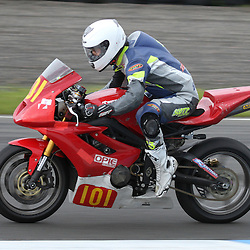Gavin Donald in action at the the annual visit to Knockhill of the North East MCRC Championship round. STEPHEN LAWSON|STOCKPIX
