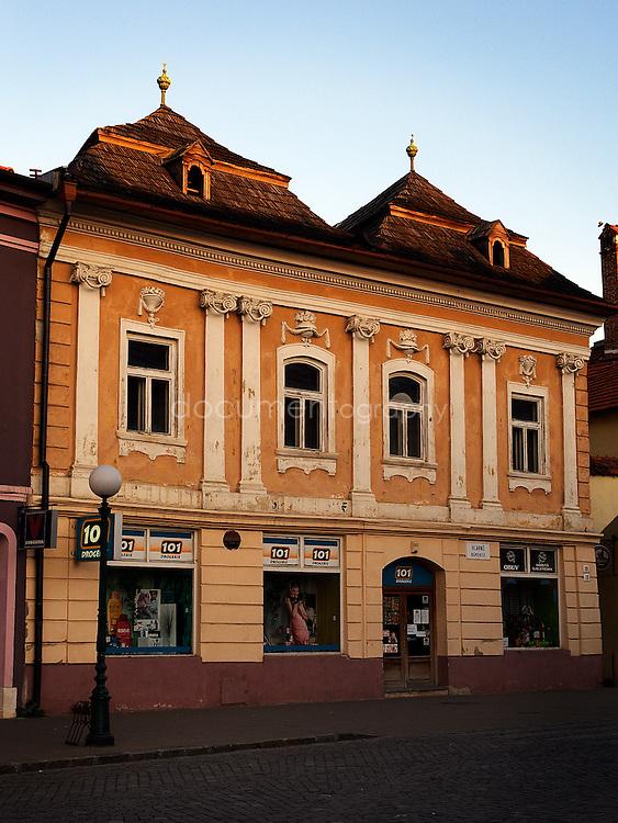 Kezmarok, Eastern Slovakia.