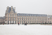 Paris, France. 7 Decembre 2010.Jardin des Tuileries (1er Arrondissement).Paris, France. December 7th 2010.Jardin des Tuileries (1st Arrondissement)