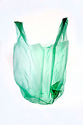 a thin plastic grocery bag