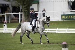 Klimke Ingrid, GER, Weisse Duene<br /> World Championship Young Eventing Horses<br /> Mondial du Lion - Le Lion d'Angers 2016<br /> © Hippo Foto - Dirk Caremans<br /> 21/10/2016