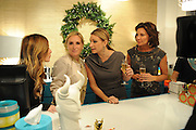 CAROLE RADZIWILL; SONYA MORGAN; HEATHER THOMSON; LU ANNE DE LESSEPS, Jonathan Adler Store opening. Sloane St. London. 16 November 2011. <br /> <br />  , -DO NOT ARCHIVE-© Copyright Photograph by Dafydd Jones. 248 Clapham Rd. London SW9 0PZ. Tel 0207 820 0771. www.dafjones.com.