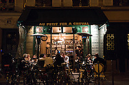 cafe bar a vin cave librairie la belle hortense<br /> cafe wine bar book store and cellar <br /> the belle hortense<br /> le marais