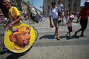 Clearly, Pantani will live forever in Italy.