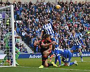 Brighton & Hove Albion v Fulham 29/11/2014