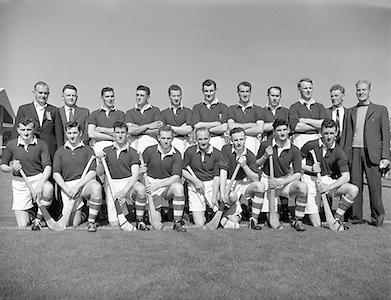 All-Ireland Senior Hurling Final, Cork v Galway, at Croke Park..Cork Team..06.09.1953