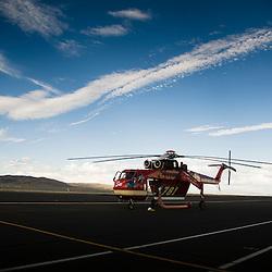 "2011/08 ""Sue"" Sikorsky S-64 Skycrane"