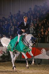Deusser Daniel, (GER), Cornet d Amour<br /> Rolex Grand Prix<br /> Indoor Brabant - 's Hertogenbosch 2015<br /> © Hippo Foto - Dirk Caremans
