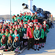 Polar Express Event Staff 2016