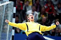 Håndball  ,  06. september 2008 , VM-kvalifisering<br /> Norge - Island<br /> Norway - Island<br /> Björgvin Gustavsson , Island<br /> <br /> Handball , Norway - Island