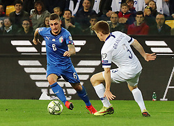 "March 23, 2019 - Udine, Italia - Foto LaPresse/Andrea Bressanutti.23/03/2019 Udine (Italia).Sport Calcio.Italia vs. Finlandia - European Qualifiers - Stadio ""Dacia Arena"".Nella foto: verratti..Photo LaPresse/Andrea Bressanutti.March  23, 2019 Udine (Italy).Sport Soccer.Italy vs Finland - European Qualifiers  - ""Dacia Arena"" Stadium .In the pic: verratti (Credit Image: © Andrea Bressanutti/Lapresse via ZUMA Press)"