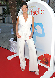 Lilly Becker attends the Raffaello Summer Day 2013 at Kronprinzenpalais, Berlin, Germany. Friday June 21, 2013. Picture by Schneider-Press / John Farr / i-Images.<br /> UK & USA ONLY