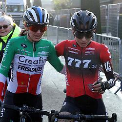 27-12-2019: Wielrennen: DVV veldrijden: Loenhout: Alice Maria Arzuffi: Eva Lechner
