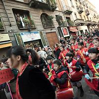 Capodanno cinese a Milano - 10.2.2013