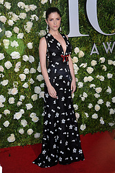 June 11, 2017 - New York, NY, USA - June 11, 2017  New York City..Anna Kendrick attending the 71st Annual Tony Awards arrivals on June 11, 2017 in New York City. (Credit Image: © Kristin Callahan/Ace Pictures via ZUMA Press)