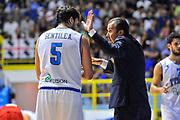 DESCRIZIONE : Cagliari Qualificazione Eurobasket 2015 Qualifying Round Eurobasket 2015 Italia Svizzera - Italy Switzerland<br /> GIOCATORE : Alessandro Gentile Simone Pianigiani<br /> CATEGORIA : Allenatore Coach Mani<br /> EVENTO : Cagliari Qualificazione Eurobasket 2015 Qualifying Round Eurobasket 2015 Italia Svizzera - Italy Switzerland<br /> GARA : Italia Svizzera - Italy Switzerland<br /> DATA : 17/08/2014<br /> SPORT : Pallacanestro<br /> AUTORE : Agenzia Ciamillo-Castoria/ Luigi Canu<br /> Galleria: Fip Nazionali 2014<br /> Fotonotizia: Cagliari Qualificazione Eurobasket 2015 Qualifying Round Eurobasket 2015 Italia Svizzera - Italy Switzerland<br /> Predefinita :
