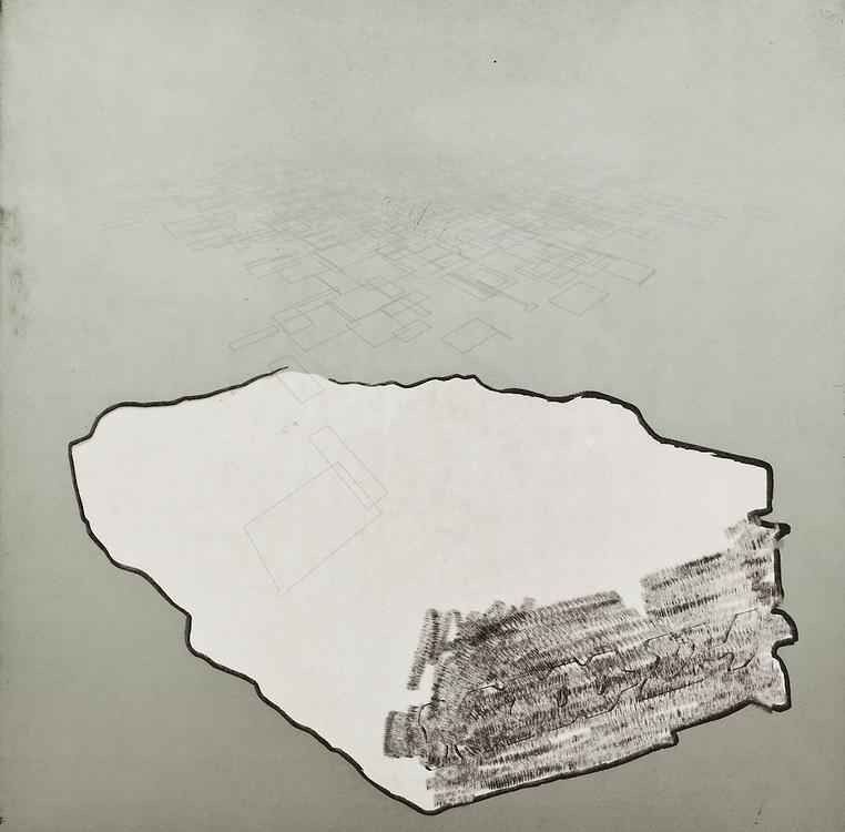 18x18.Intaglio and Digital Print.2009