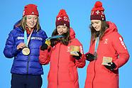 Ladies' Slopestyle freestyle skiing - 17 February 2017