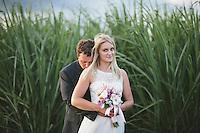 Wedding in the cane fields, Queensland, Australia<br /> Photo - Solas Weddings