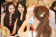 in Beijing, China on Thursday, June 23, 2011. Photographer: Keith Bedford/Bloomberg  The training camp was created by cosmetics businesswoman and Chinese-American television personality Yue-Sai Kan's to give China, which has never won a Ms. Universe Contest, a cpotential contender in the upcoming beauty pagent.
