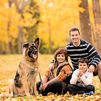 Ken & Dheny Family