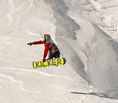 Whakapapa-Skiing, Extreme ski and board event, September 13