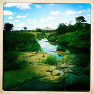 The river, The Mozambique Diary, Maua District, Mozambique