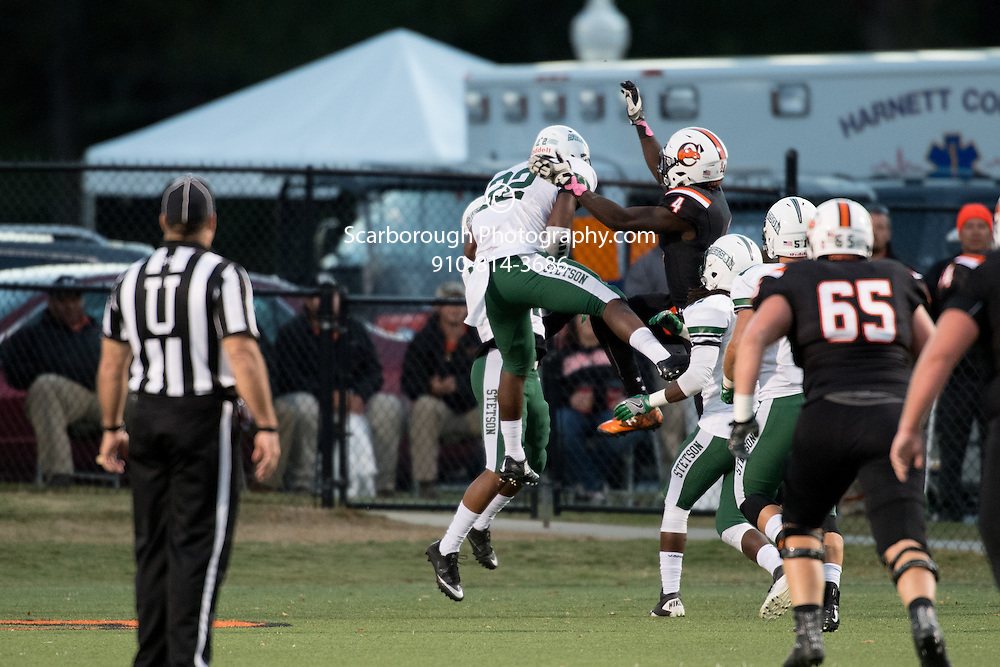 2016 Campbell University Football vs Stetson