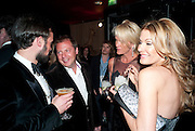 EVGENY LEBEDEV; MATTHEW FREUD; ELIZABETH MURDOCH; Kirsty BertorELLI,, Natalia Vodianova and Lucy Yeomans co-host The Love Ball London. The Roundhouse. Chalk Farm. 23 February 2010.  To raise funds for The Naked Heart Foundation, a childrenÕs charity set up by Vodianova in 2005.<br /> EVGENY LEBEDEV; MATTHEW FREUD; ELIZABETH MURDOCH; Kirsty BertorELLI,, Natalia Vodianova and Lucy Yeomans co-host The Love Ball London. The Roundhouse. Chalk Farm. 23 February 2010.  To raise funds for The Naked Heart Foundation, a children's charity set up by Vodianova in 2005.
