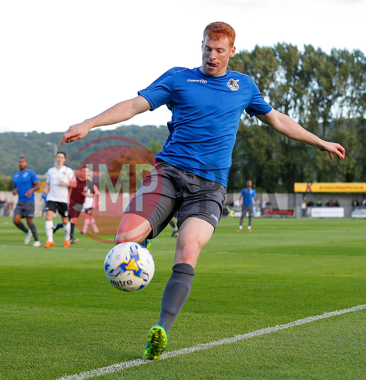Rory Gaffney of Bristol Rovers in action - Mandatory by-line: Rogan Thomson/JMP - 13/07/2016 - SPORT - Football - Woodspring Stadium - Weston-super-Mare, England - Weston-super-Mare AFC v Bristol Rovers - Pre Season Friendly.