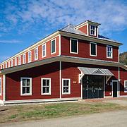 Thayer Hall, Appalalchian Mountain Club, Crawford Notch, NH