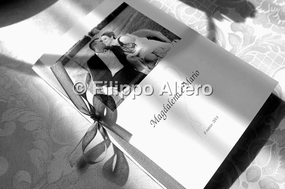 &copy; Filippo Alfero<br /> Magda e Mario<br /> Agli&egrave; e Torino, 08/03/2014