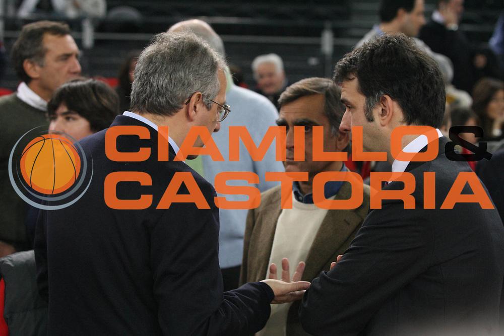 DESCRIZIONE : Roma Lega A1 2006-07 Lottomatica Virtus Roma Armani Jeans Milano <br />GIOCATORE : Veltroni Toti Uva<br />SQUADRA : Lottomatica Virtus Roma<br />EVENTO : Campionato Lega A1 2006-2007 <br />GARA : Lottomatica Virtus Roma Armani Jeans Milano <br />DATA : 28/01/2007 <br />CATEGORIA : Ritratto Vip <br />SPORT : Pallacanestro <br />AUTORE : Agenzia Ciamillo-Castoria/G.Ciamillo