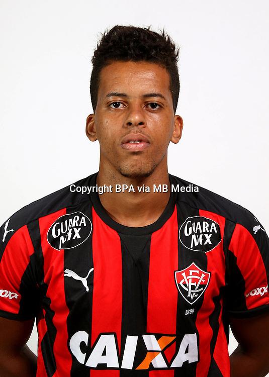 Brazilian Football League Serie A / <br /> ( Esporte Clube Vitoria-Bahia ) - <br /> Josue de Oliveira Almeida &quot; Josue &quot;