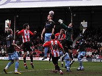 Photo: Tony Oudot/Richard Lane Photography. Brentford v Bury . Coca-Cola Football League Two. 28/02/2009. <br />