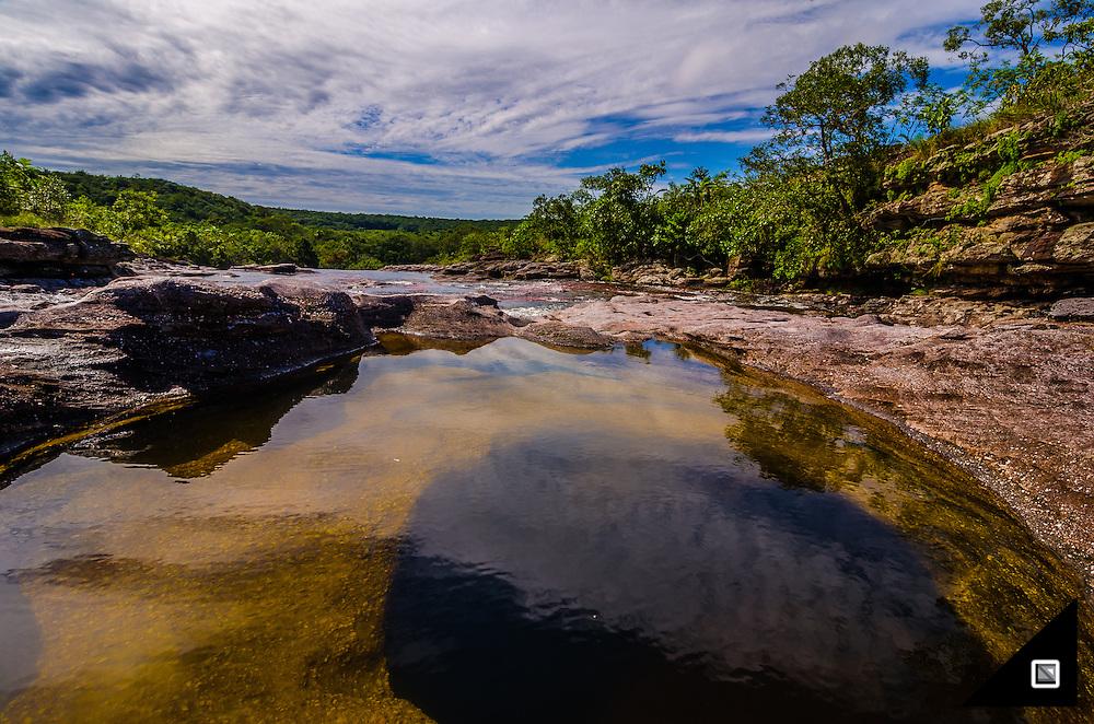 Colombia - Serrania La Macarena - Caño Cristales