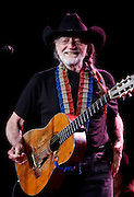 "January 13, 2012 - Willie Nelson greets his fans at a packed-house performance in Tunica at Gold Strike Casino Friday night. Willie is ""on the road again."""