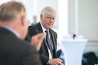 06 JUN 2018, BERLIN/GERMANY:<br /> Dr. Rolf Martin Schmitz, Vorstandsvorsitzender RWE AG, 27. BBH-Energiekonferenz &quot;Die Energiewende&quot;, Franzoesische Friedrichstadtkirche<br /> IMAGE: 20180606-01-128