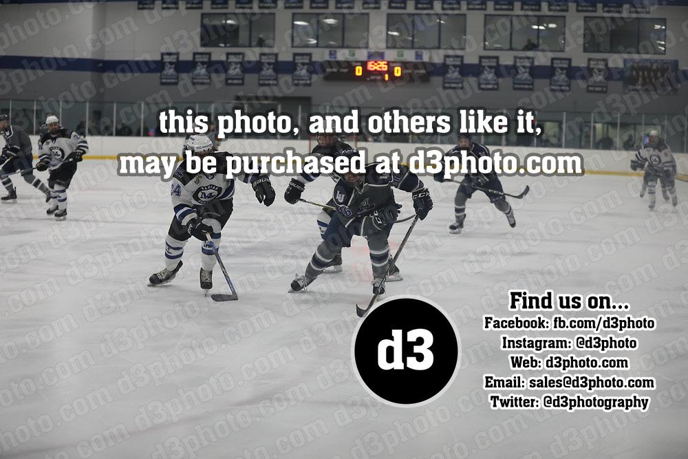 Men's Ice Hockey: Marian University (Wisconsin) Sabres vs. Lawrence University Vikings