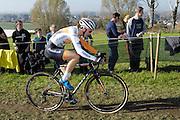 Belgium, November 1 2015:  Images from the Koppenbergcross 2015 cyclocross event.<br />Copyright 2015 Peter Horrell.