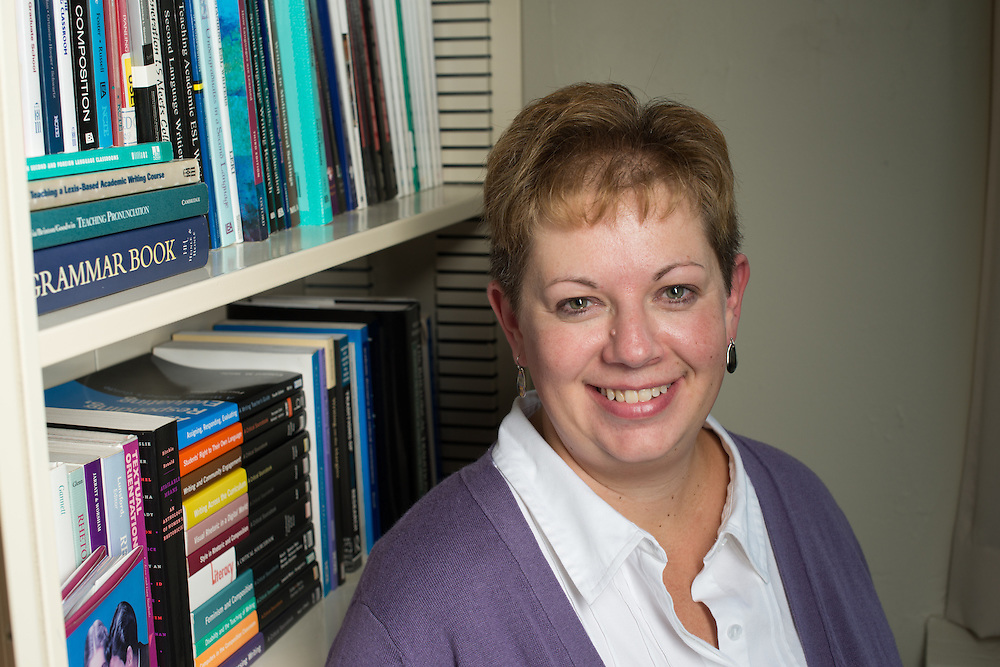 Talinn Phillips, English, faculty, College of Arts and Sciences