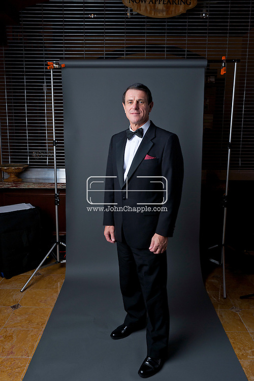 24th February 2011. Las Vegas, Nevada.  Celebrity Impersonators from around the globe were in Las Vegas for the 20th Annual Reel Awards Show. Pictured is Rick Valiant as Frank Sinatra. Photo © John Chapple / www.johnchapple.com..
