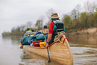 John Ruskey of Clarksdale, MS based Quapaw Canoe Co. Photo © Robert Zaleski / rzcreative.com