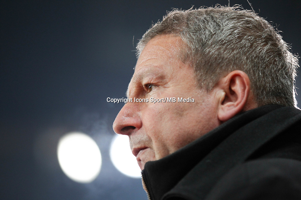 Rolland COURBIS - 06.12.2014 - Rennes / Montpellier - 17eme journee de Ligue 1 -<br />